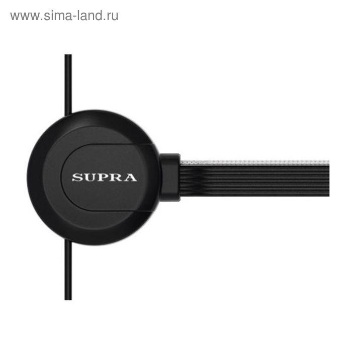 Антенна автомобильная Supra SAF-3 активная радио каб.:2.5м
