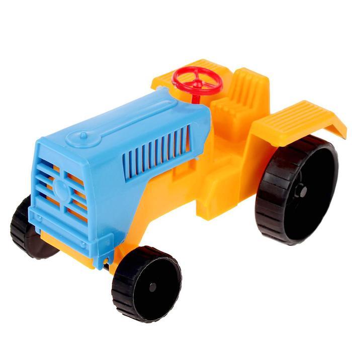 Трактор Денни-мини №6 микс