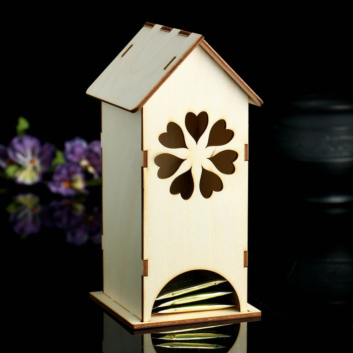 Чайный домик Цветок