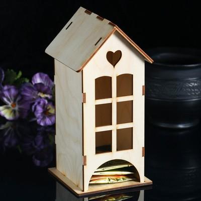 """Чайный домик """"Сердце над окном"""" - Фото 1"""