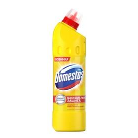 """Чистящее и дезинфицирующее средство Domestos """"Лимонная свежесть"""", универсальное, 500 мл"""