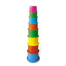Развивающая игрушка «Занимательная пирамидка», МИКС Ош