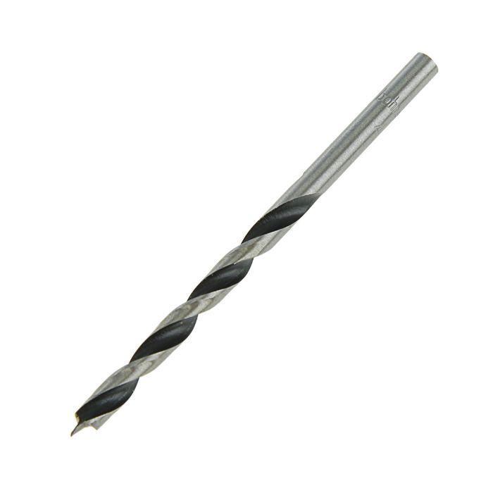 Сверло по дереву Bohrer, спиральное, 4,0 мм