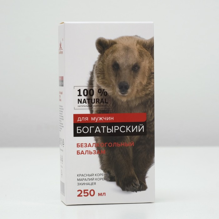 Бальзам «Богатырский», 250 г