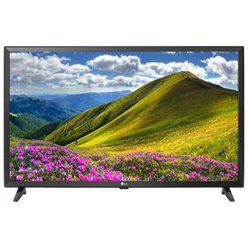 "Телевизор LG 32LJ510U, 32"", 1366х768, DVB-T2/C/S2, 2xHDMI, 1xUSB, чёрный"
