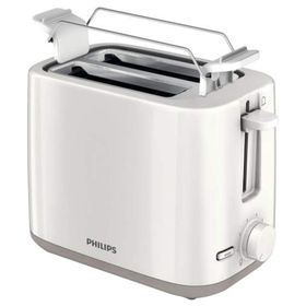 Тостер Philips HD 2581/00, 830 Вт, 8 режимов прожарки, 2 тоста, разморозка, белый