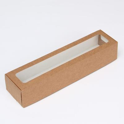 Упаковка для продуктов, универсальная 35 х 8 х 6 см - Фото 1