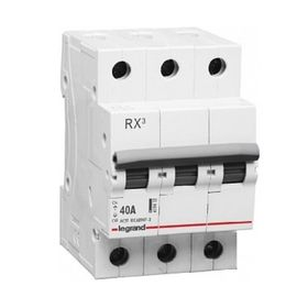 Выключатель-разъединитель Legrand, 3п, 63А, RX3, 419413 Ош