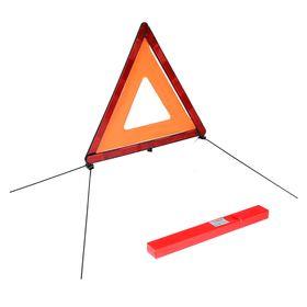 Знак аварийной остановки облегченный, в чехле Ош