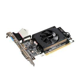 Видеокарта Gigabyte GeForce GT 710 (GV-N710D3-2GL) 2G,64bit,DDR3,954/1800