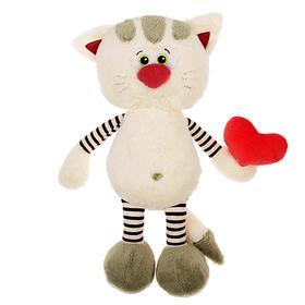 Мягкая игрушка «Котёнок Лалли», 41 см