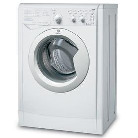 Стиральная машина Indesit IWUC 4105, класс A, 1000 об/мин, 4 кг, белая