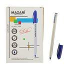 Ручка шариковая Delta Ultra Soft, узел 1.0мм, чернила синие, игольчатый пишущий узел