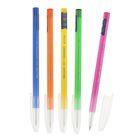 Ручка шариковая Caramel Ultra Soft, узел 0.7мм, чернила синие, игольчатый пишущий узел, в дисплее, микс