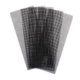 Сетка абразивная TUNDRA, водостойкая, карбид кремния, 115 х 280 мм, Р240, 5 шт. Ош