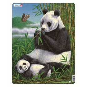 Пазл «Панда», 33 детали (D5)