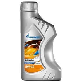Масло моторное Gazpromneft Premium L 5W-40, 1 л