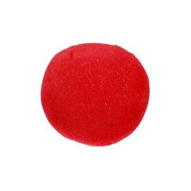 Нос клоуна, цвет красный Ош