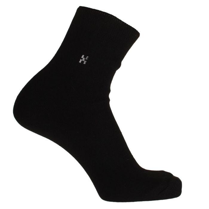 Носки мужские Collorista, цвет чёрный, размер 42 (27 см)
