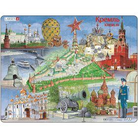 Пазл «Кремль», 61 деталь (KH14)