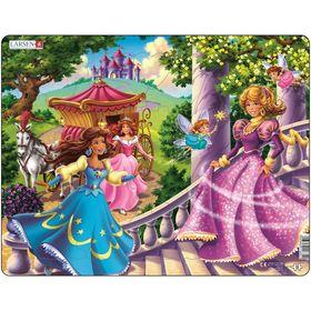 Пазл «Принцессы», 24 детали (US10)