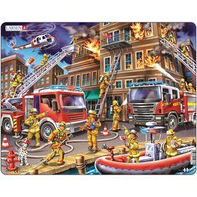Пазл «Пожарные», 45 деталей (US21)