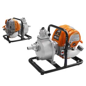 Мотопомпа Carver CGP 259, 4Т, 1.2 кВт/1.6 л.с., 39 см3, глубина 7 м, 150 л/мин