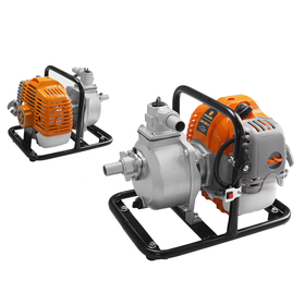 Мотопомпа Carver CGP 259-2, 2Т, 1.4 кВт/1.9 л.с., 51.2 см3, глубина 7 м, 150 л/мин Ош