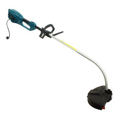Триммер электрический Makita UR3501, 1000Вт,35см,леска-2х2мм,4.3кг,изогнутая штанга, ремень   248168