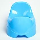 Горшок детский «Львёнок», цвет синий МИКС - Фото 2
