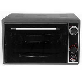 """Мини-печь  """"Чудо Пекарь"""" ЭДБ-0122, объем 39 л, черный"""