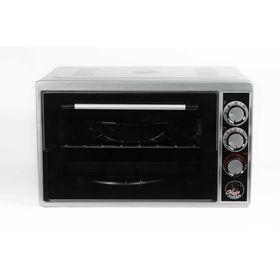 """Мини-печь """"Чудо Пекарь"""" ЭДБ-0123, объем 39 л, серебристый металлик"""