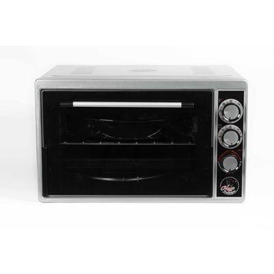 """Мини-печь """"Чудо Пекарь"""" ЭДБ-0123, объем 39 л, серебристый металлик - Фото 1"""