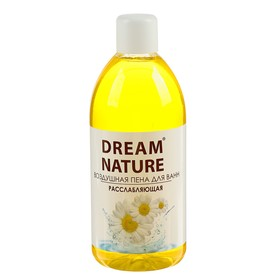 "Пена для ванн ""Dream Nature""  Ромашка 1 л"