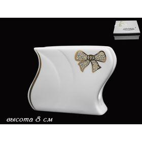 Салфетница «Бантик», в подарочной упаковке Ош