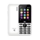 Сотовый телефон BQ M-2831 Step XL+ White, 2 sim, 32 Мб