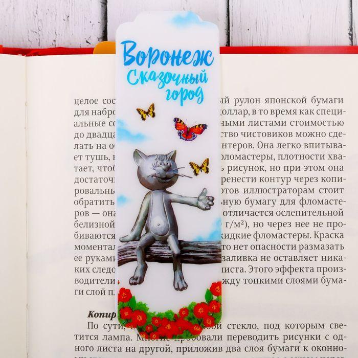 Закладка «Воронеж»