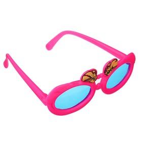 Карнавальные очки детские «Удивление», цвета МИКС Ош