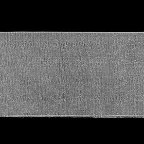 Шторная лента люверсная, клеевая, 10 см, 50 ± 1 м, цвет белый Ош