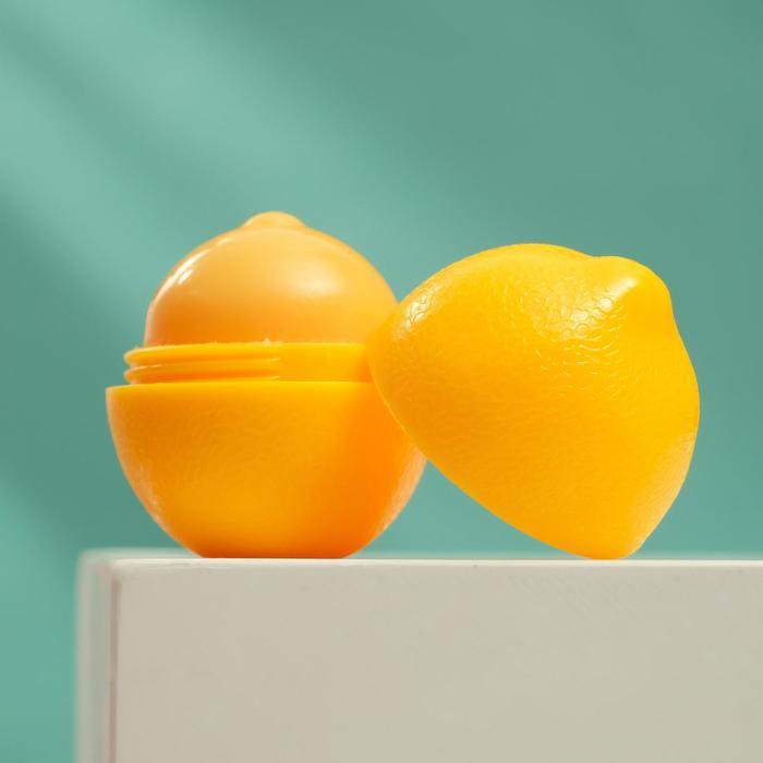 Бальзам для губ «Лимон», 12 г