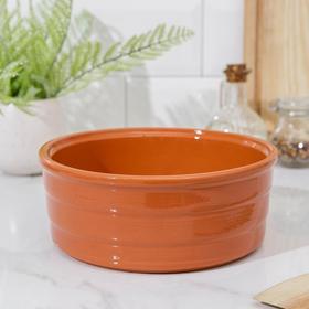 Форма для выпечки Ломоносовская керамика Ceramisu, 1,5 л, d=18 см