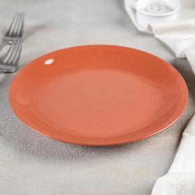 Тарелка для второго малая 21 см