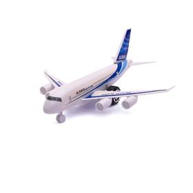 Самолёт инерционный «Пассажирский» Ош