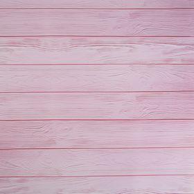 Фотофон «Розовые доски», 70 х 100 см, бумага, 130 г/м