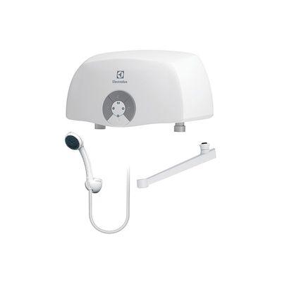 Водонагреватель Electrolux Smartfix 2.0 TS, проточный, 5.5 кВт, 3 л/мин - Фото 1