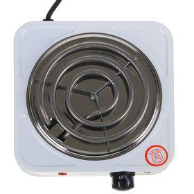Плитка электрическая GELBERK GL-103, спираль, 1000 Вт Ош