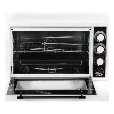 """Мини-печь """"Чудо Пекарь"""" ЭДБ-0124, 1500 Вт, 39 л, таймер+гриль, белый - Фото 1"""