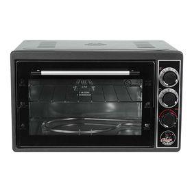 """Мини-печь """"Чудо Пекарь"""" ЭДБ-0124, 1500 Вт, 39 л, таймер+гриль, черный"""