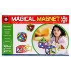 Конструктор магнитный «Магический магнит», 20 деталей - Фото 3
