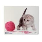 Коврик для мыши Defender Silk, 230x190x1.6 мм, МИКС - Фото 2